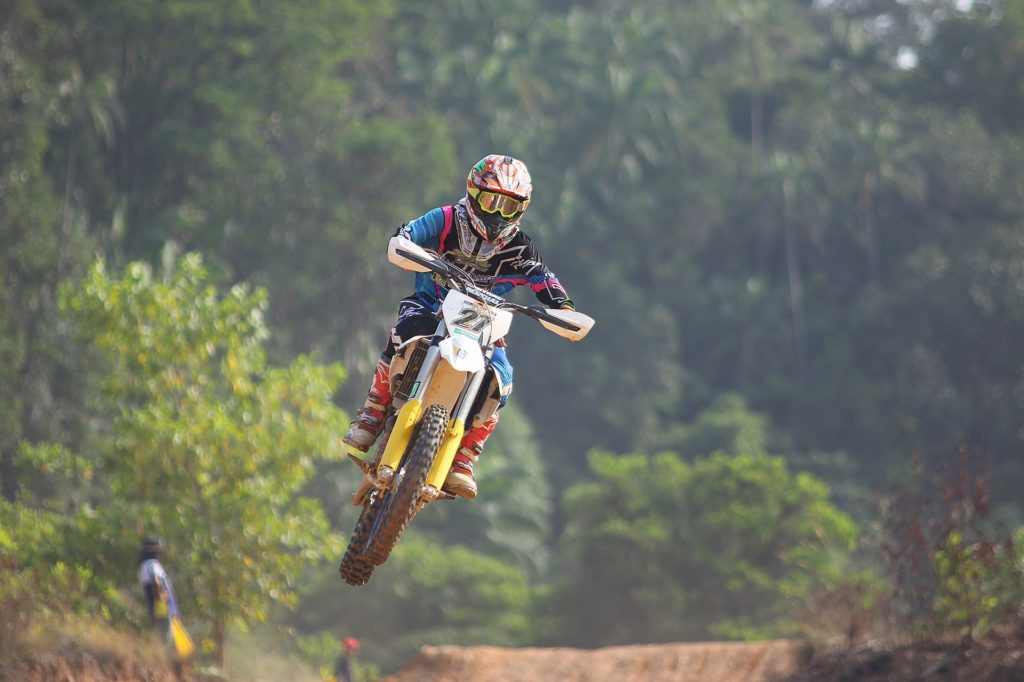 Motorcycle Stunt Riding